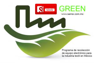 Prorama de recoleccion de equipo electronico SEMSI Mexico
